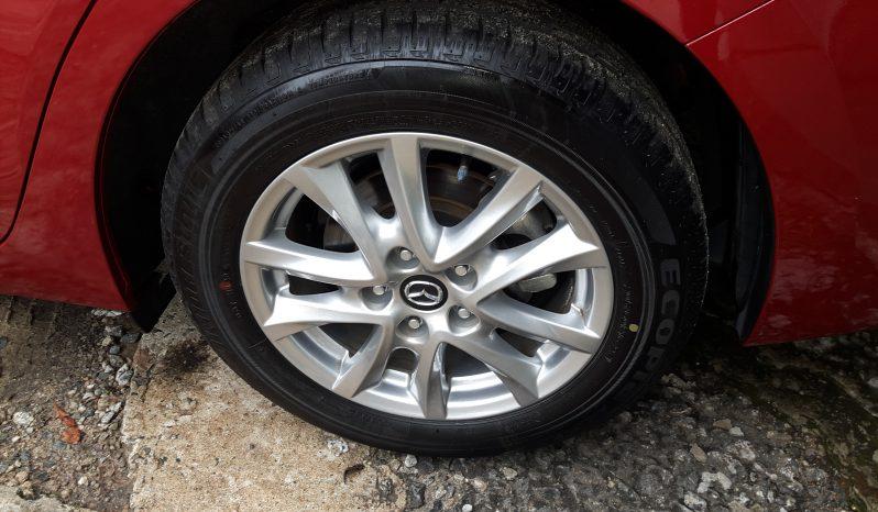 Mazda Axela hybrid 2015 full