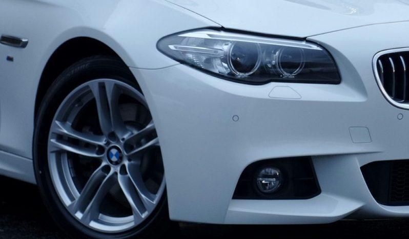 BMW 520D M Sport 2016 full