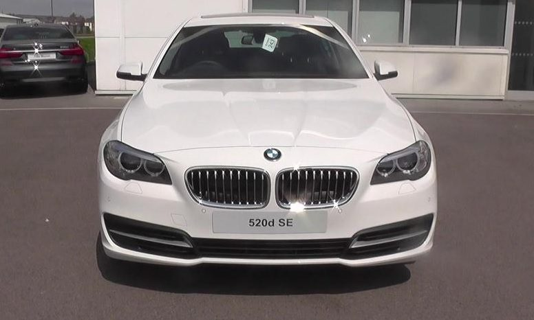 BMW 520D SE 2016 full