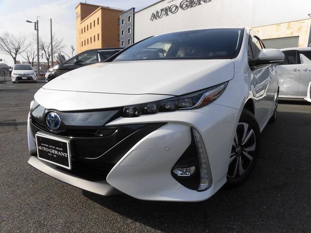 Toyota Prius Phv 2019