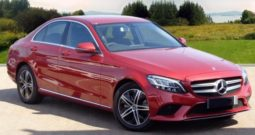 Mercedes-Benz C200 AMG Line saloon 2019