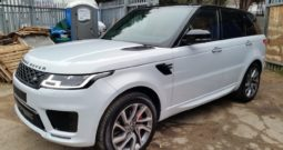 RANGE ROVER LONG WHEELBASE- AUTOBIOGRAPHY2.0 LITRE P400E PLUG-IN HYBRID ELECTRIC VEHICLE 2019