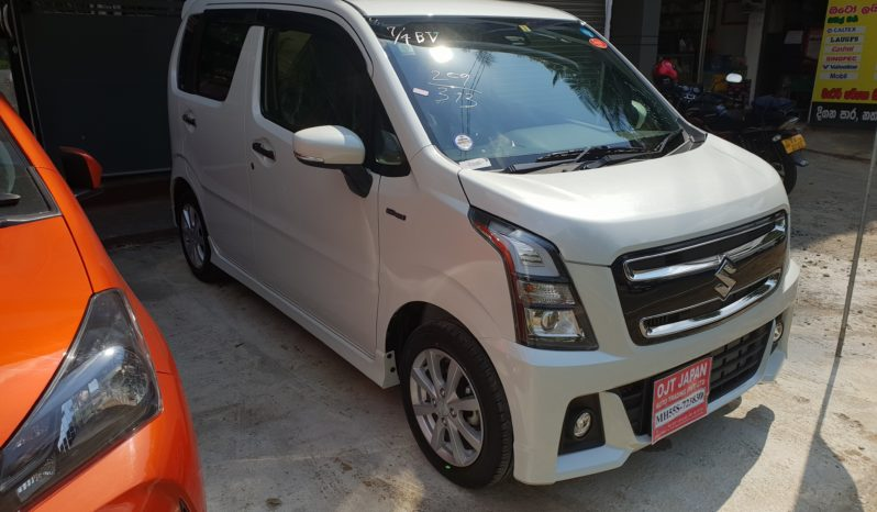 Suzuki Wagon R Stingray Safety  2018 full