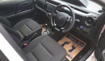 Toyota AQUA S Stylish Black 2019 full