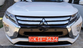 MITSUBISHI ECLIPSE CROSS G Package 2018 full