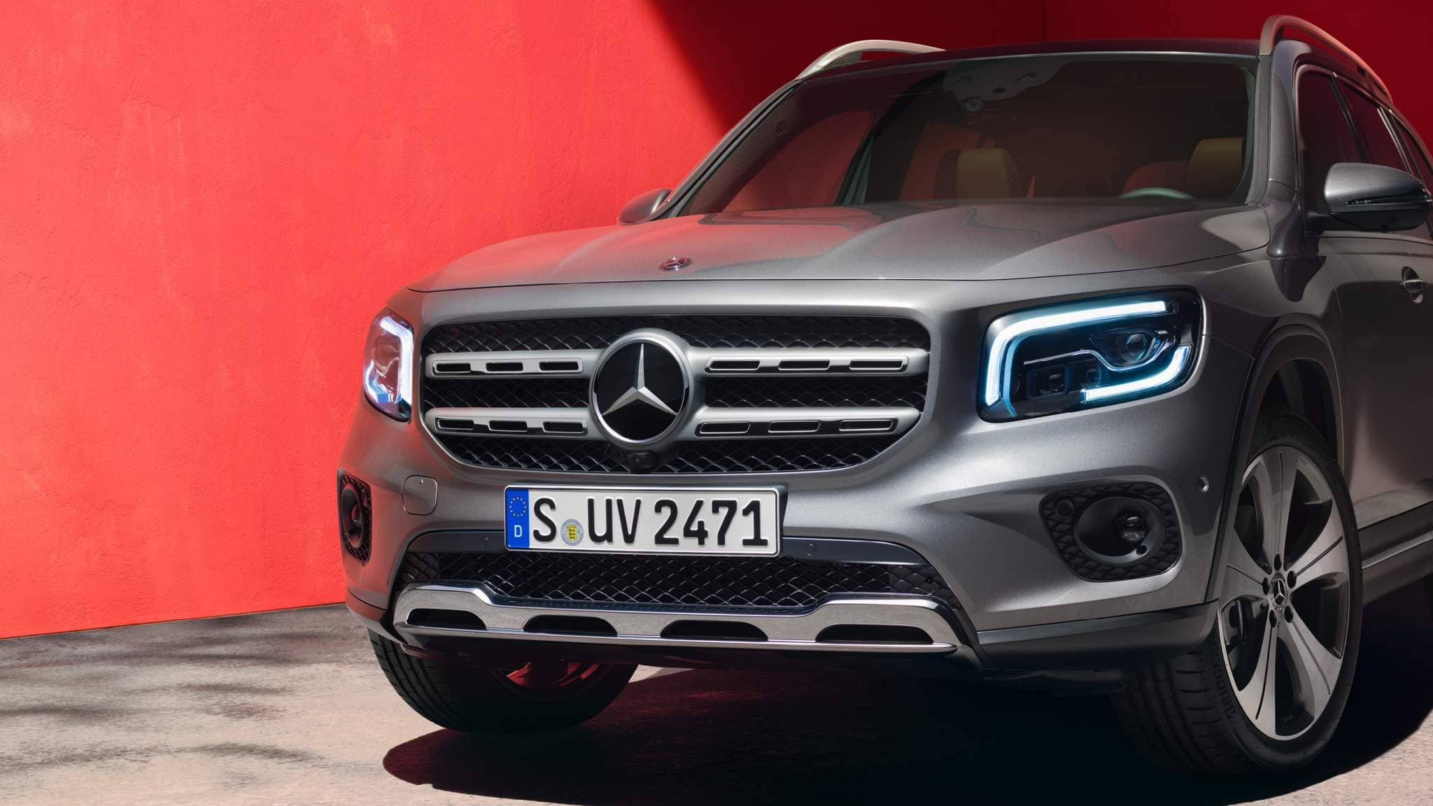Mercedes-Benz GLB 200 Premium Plus 2020