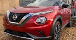 Nissan Juke 1.0 DIG-T Tekna Plus 2020