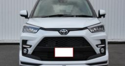 TOYOTA Raize Z Grade With Model-star BodyKIT 2020