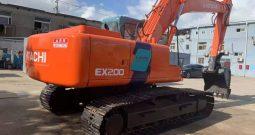 HITACHI EX200-1 EXCAVATOR 2006